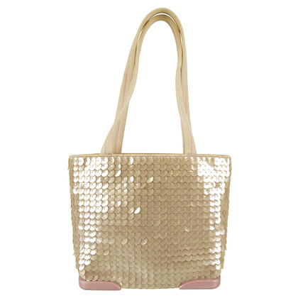Prada Tote Bag mit Pailletten
