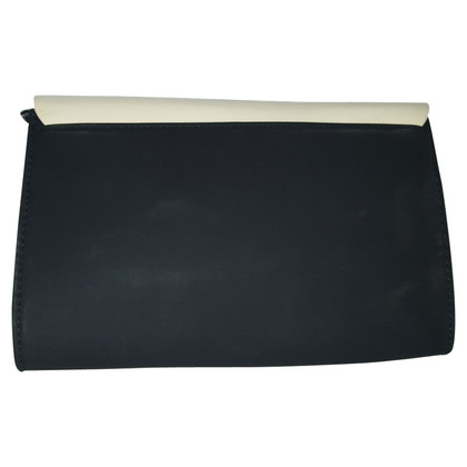 Narciso Rodriguez Suede clutch