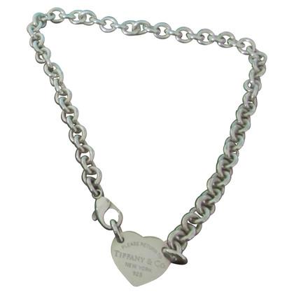 Tiffany & Co. Halsketting met hart