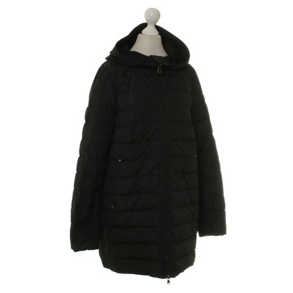 Peuterey Down coat in black