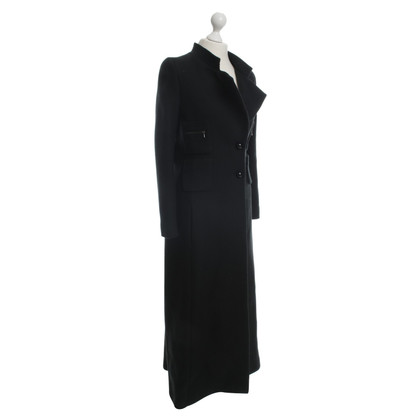 Schumacher Coat in black