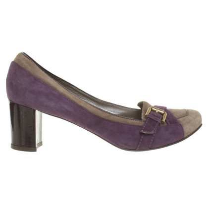 Etro pumps suede