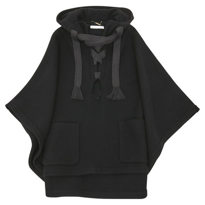 Chloé cape black TM
