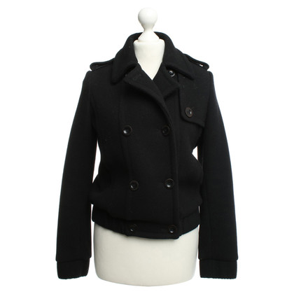 Closed Jacke in Schwarz