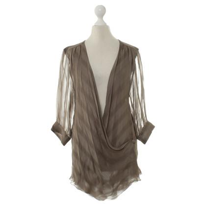Missoni Silk blouse in Brown