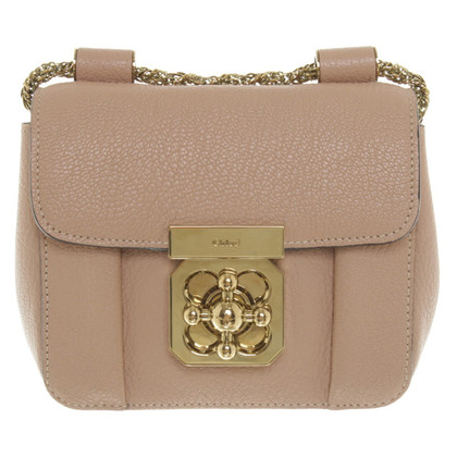 "Chloé ""Elsie Bag Small"" in Beige"
