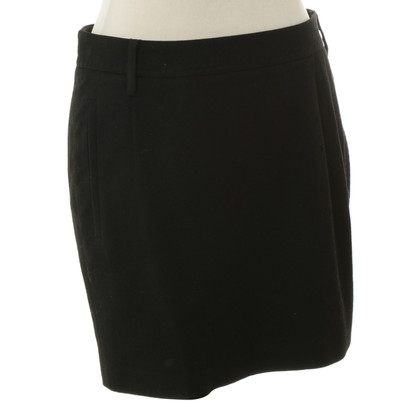 Costume National Wool mini skirt