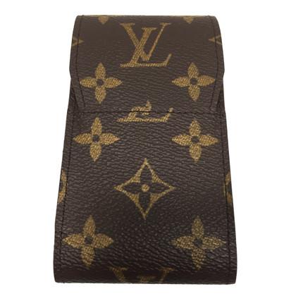 Louis Vuitton Portasigarette Monogram Canvas