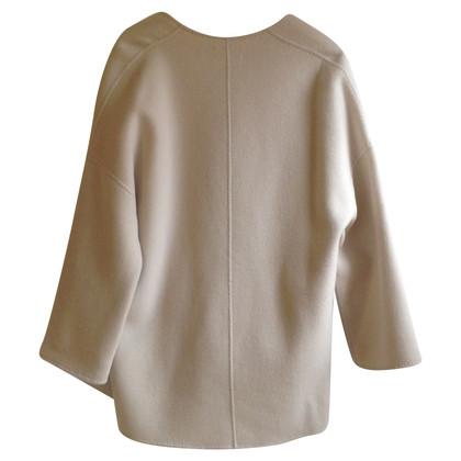 Strenesse Oversized-Jacke in Creme
