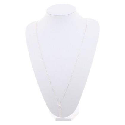 Marc Cain Silver-colored chain with pendant