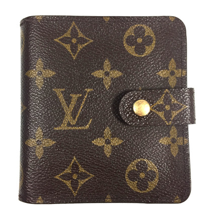 Louis Vuitton Coin purse Monogram Canvas