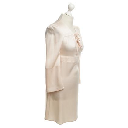 Maje Kleid in Nude
