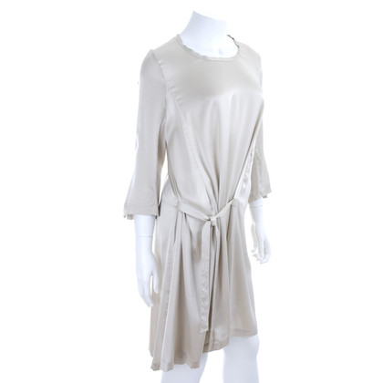 Ann Demeulemeester Silk tunic dress