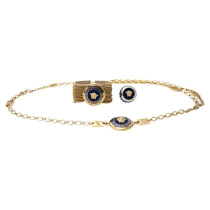 Versace riem & armband