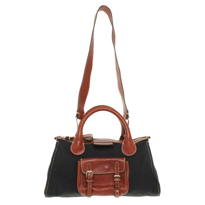 Chloé Handbag in brown / black