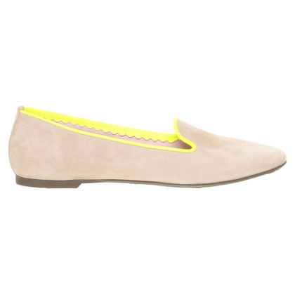 Pretty Ballerinas Loafer in Beige