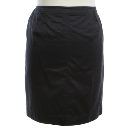 Escada skirt in dark blue