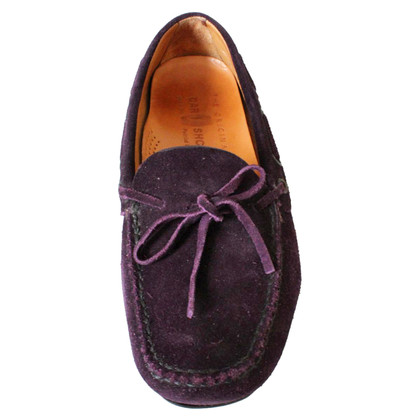 Car Shoe Suede moccasins