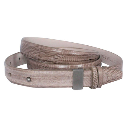 Brunello Cucinelli Leather belt