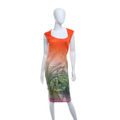 Roberto Cavalli Summer dress with print