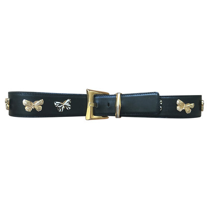 Escada  Waist belt with applications