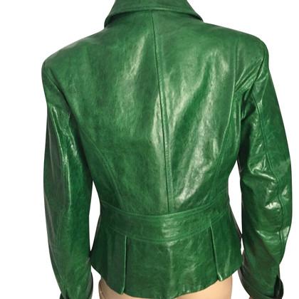 Blumarine Jacke in Grün