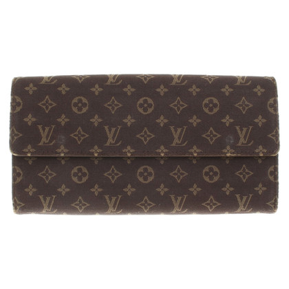 Louis Vuitton Porte-monnaie de Monogram Mini Lin