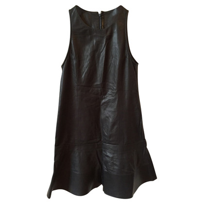 Balenciaga Kleid aus Leder