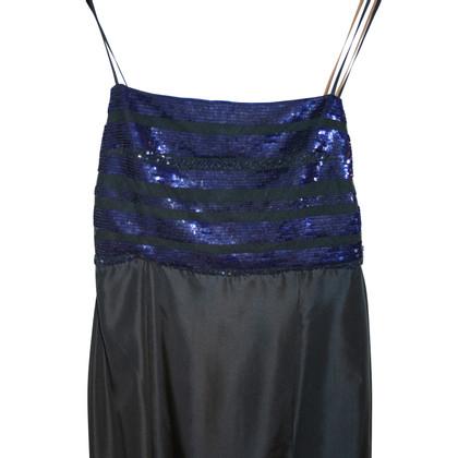Armani vestito blu