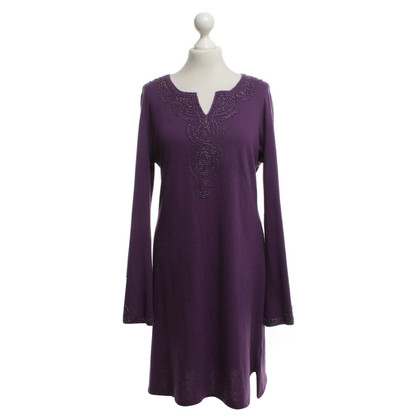 Allude Kleid in Violett