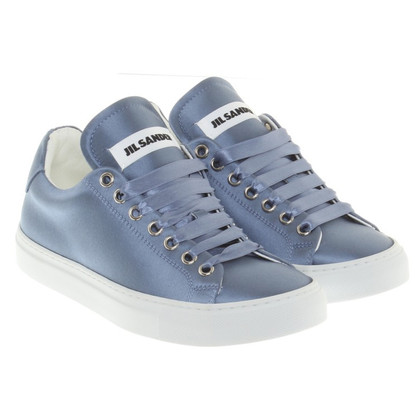 Jil Sander Sneakers in light blue