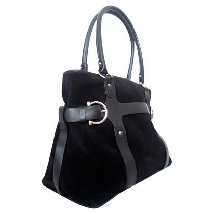 Salvatore Ferragamo Handbag with decorative belt