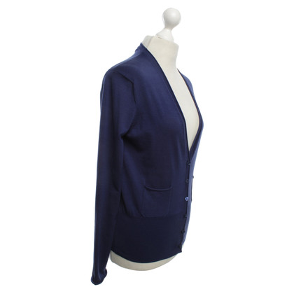 Marc Cain Vest in Blue