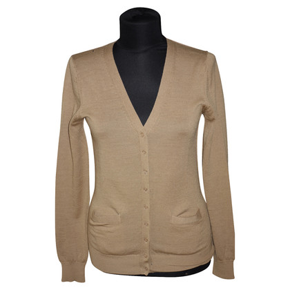 D&G Cardigan in Camel