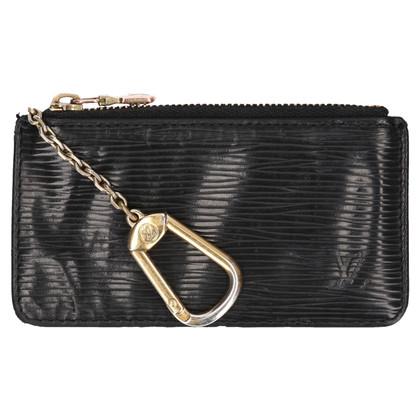 Louis Vuitton Schlüsseletui aus Epi Leder