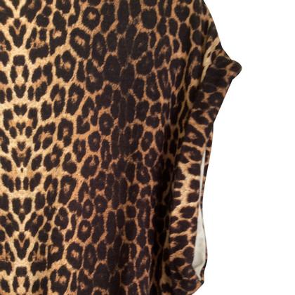 Maje Vestito con motivo a Leopard