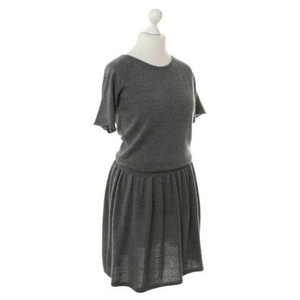 Antonia Zander Cashmere dress in grey