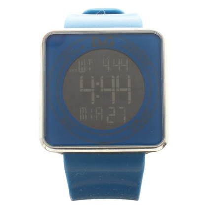 D&G Orologio digitale in blu