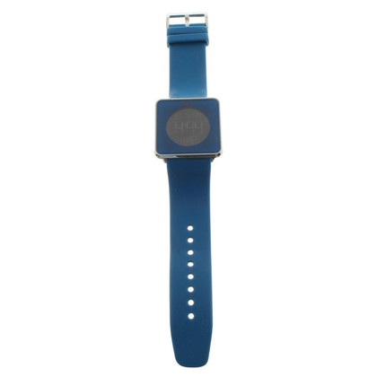 D&G Digitaluhr in Blau