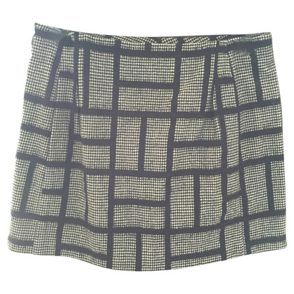 Balenciaga Checkered skirt