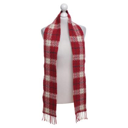 Burberry Verificare la sciarpa