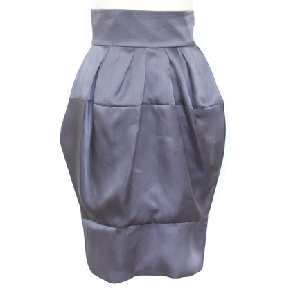 Christian Dior skirt made of silk