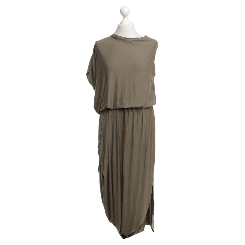 Vivienne Westwood Dress in olive green