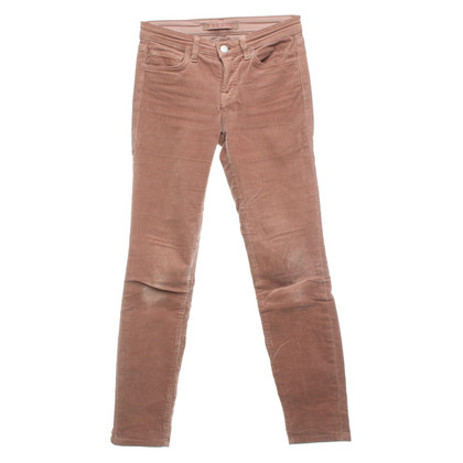 J Brand trousers in brown