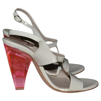 Costume National Sandals leather