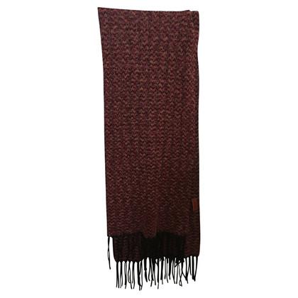 Missoni Long scarf with fringe