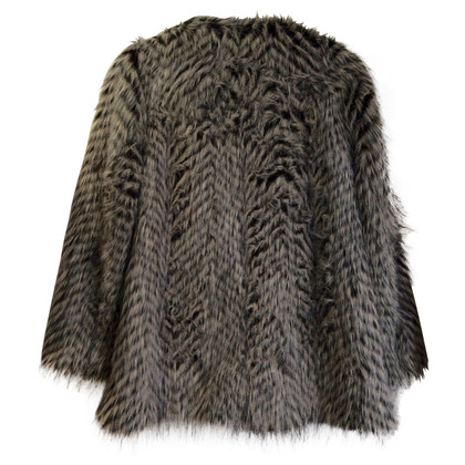 Marc by Marc Jacobs Faux fur jacket