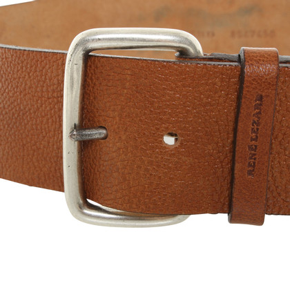 René Lezard Belt in brown