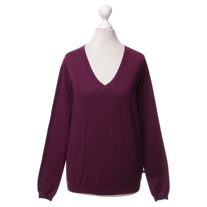 Calvin Klein Sweater purple