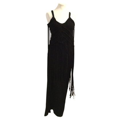 Ralph Lauren Long dress with fringes